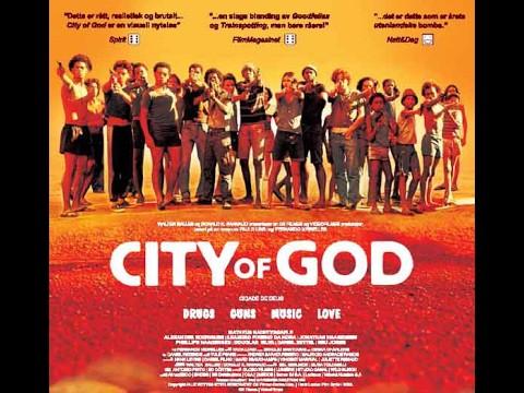 City of God เมืองคนเลวเหยียบฟ้า