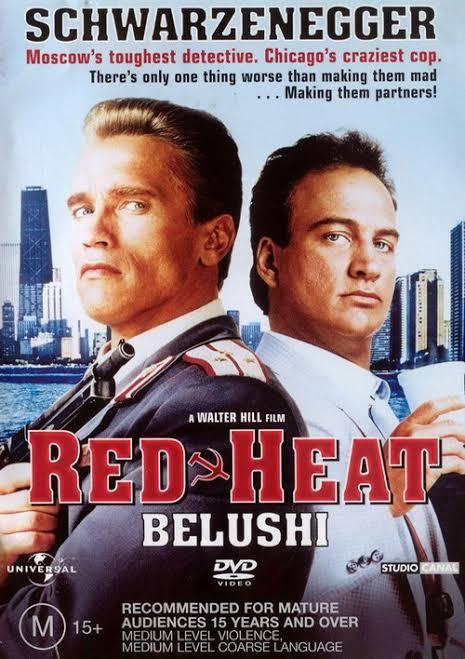 Red Heat คนแดงเดือด (1988)