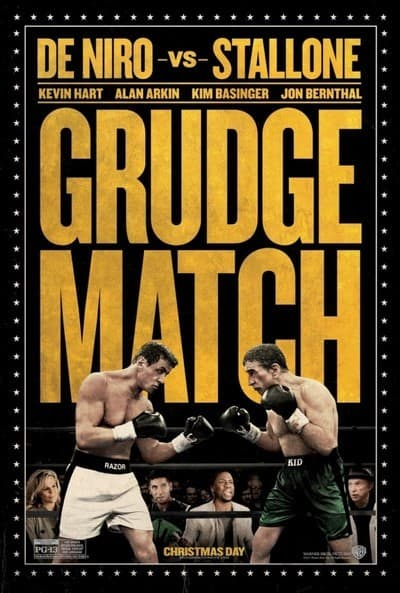 Grudge Match แค้นนี้ป๋าต้องชำระ