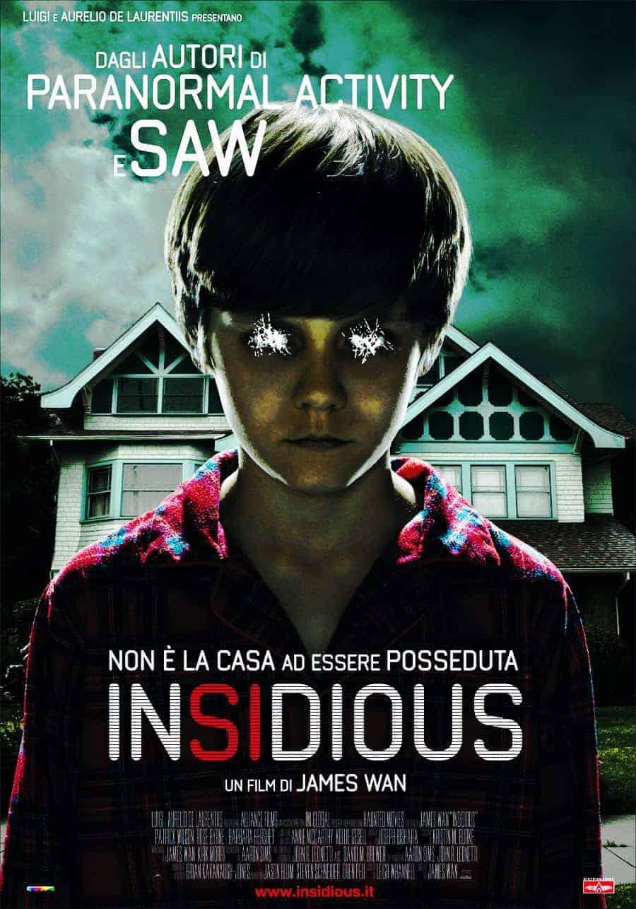 Insidious 1 อินซิเดียส วิญญาณตามติด 1