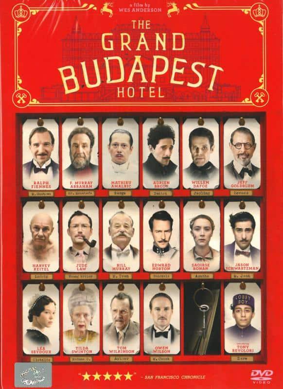 The Grand Budapest Hotel คดีพิสดารโรงแรมแกรนด์บูดาเปสต์