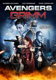 Avengers Grimm สงครามเวทย์มนตร์ข้ามมิติ