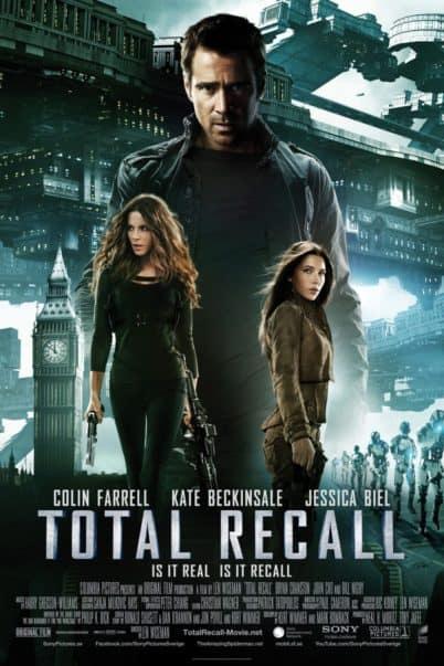 Total Recall (2012) ฅนทะลุโลก
