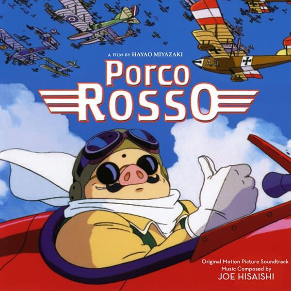 1992 Porco Rosso พอร์โค รอสโซ สลัดอากาศประจัญบาน