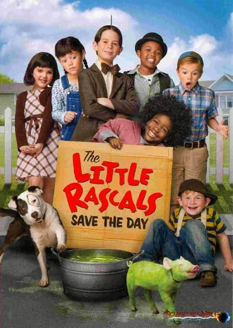 The Little Rascals Save the Day แก๊งค์จิ๋วจอมกวน