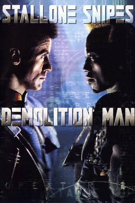 Demolition Man ตำรวจมหาประลัย 2032 (1993)