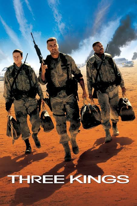 Three Kings ฉกขุมทรัพย์มหาภัยขุมทอง (1999)