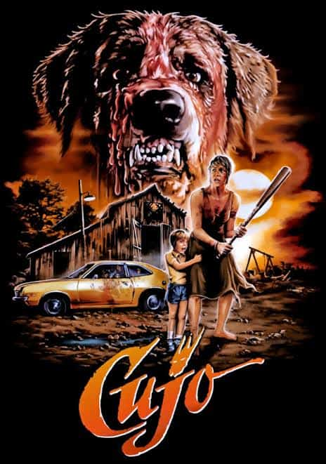 Cujo คูโจ เขี้ยวสยองพันธุ์โหด (1983)