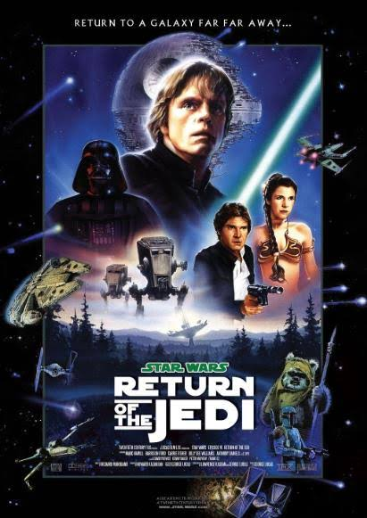 Star Wars- Episode VI – Return of the Jedi (1983) – สตาร์ วอร์ส- เอพพิโซด 6 – การกลับมาของเจได