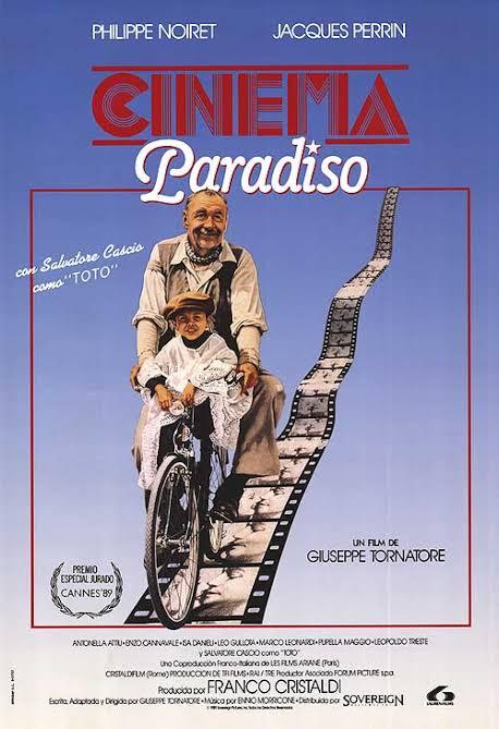 Cinema Paradiso ซีเนม่า พาราดิโซ (1988)