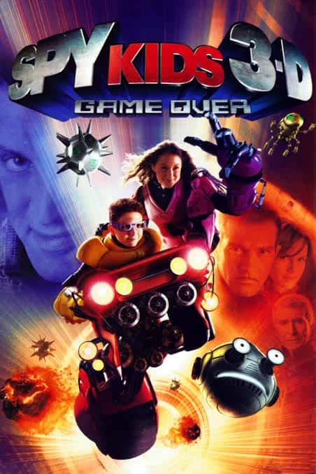 Spy Kids 3- Game Over พยัคฆ์ไฮเทค 3 มิติ (2003)