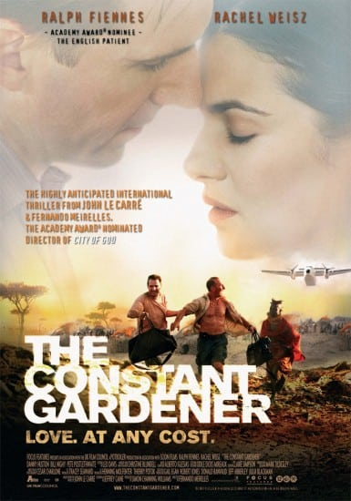 The constant gardener essay