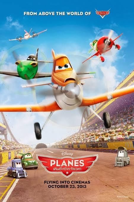 Planes เพลนส์ เหินซิ่งชิงเจ้าเวหา (2013)