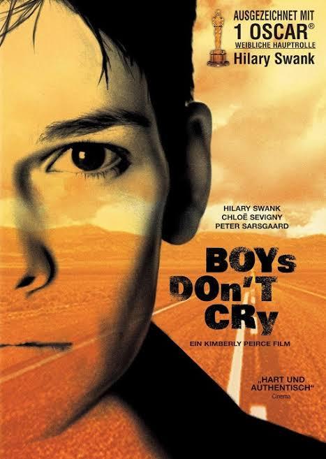 Boys Dont Cry ผู้ชายนี่หว่า ยังไงก็ไม่ร้องไห้ (1999)