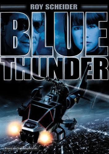 Blue Thunder ปฏิบัติการสอดแนมท้านรก (1983)