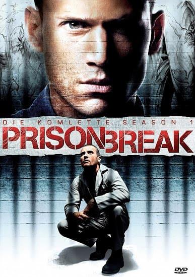 แผนลับแหกคุกนรก PRISON BREAK SEASON 1 พากย์ไทย EP1 – EP22 [จบ]