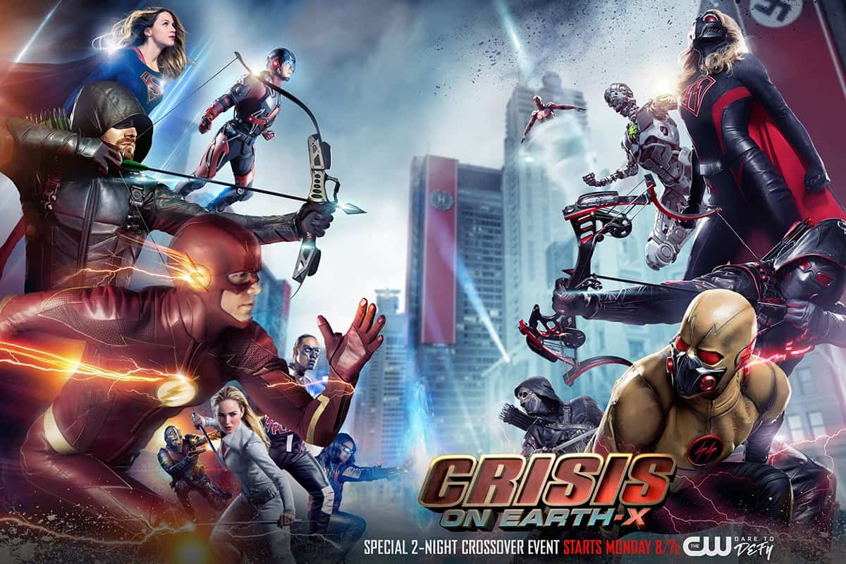 Crisis on Earth-X Phase 1 ซับไทย EP1 – EP4 [จบ]