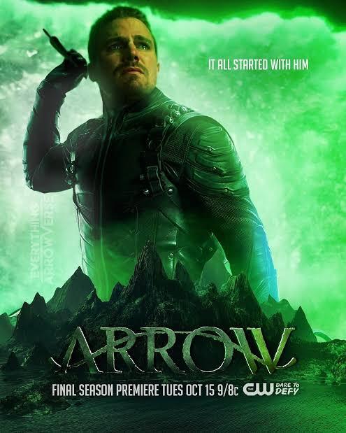 Arrow Season 8 ซับไทย EP1 – EP10 [จบ]