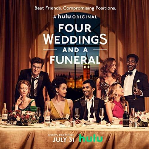 Four Weddings and a Funeral Season 1 ซับไทย EP1 – EP9