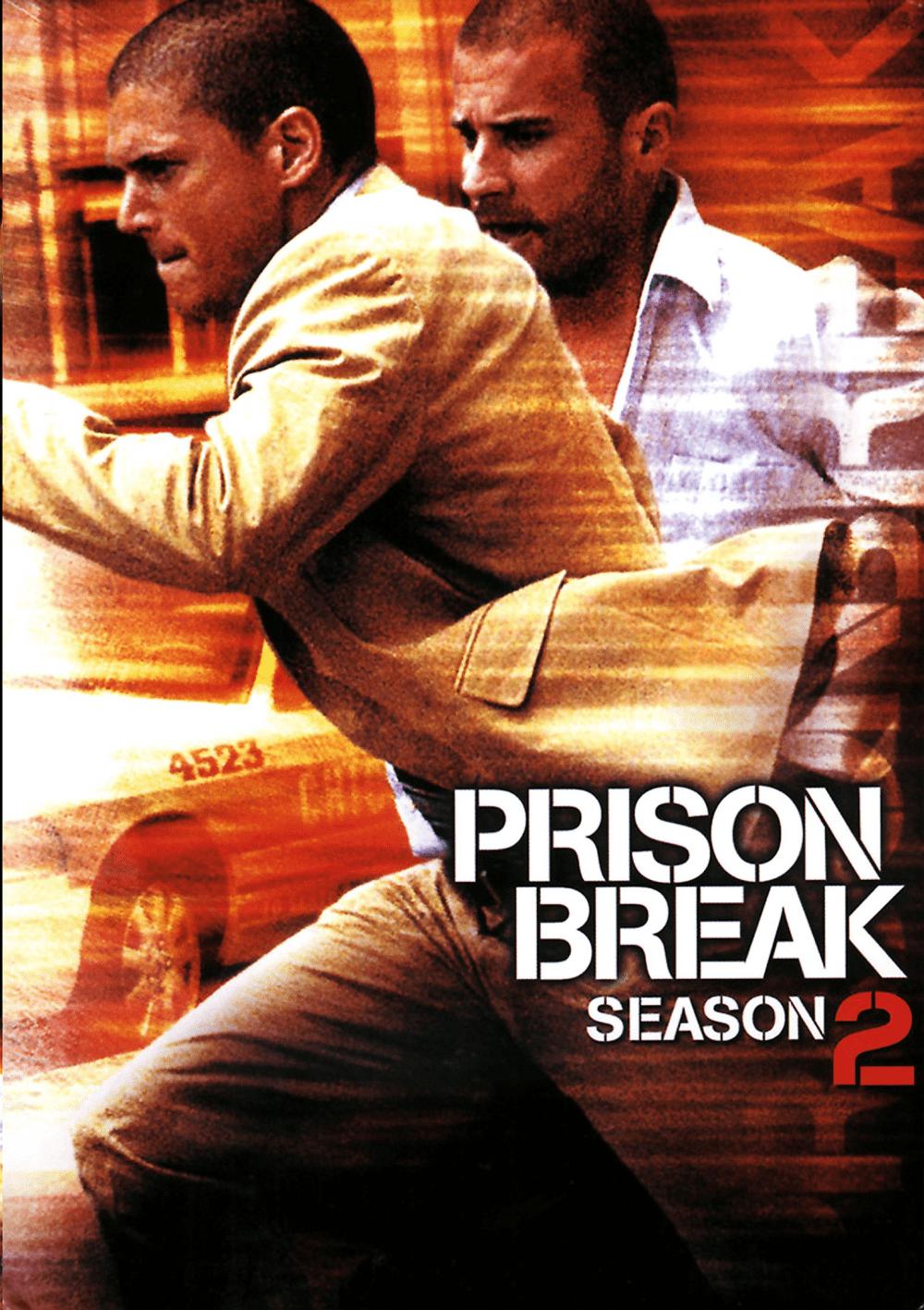 แผนลับแหกคุกนรก PRISON BREAK SEASON 2 พากย์ไทย EP1 – EP22 [จบ]