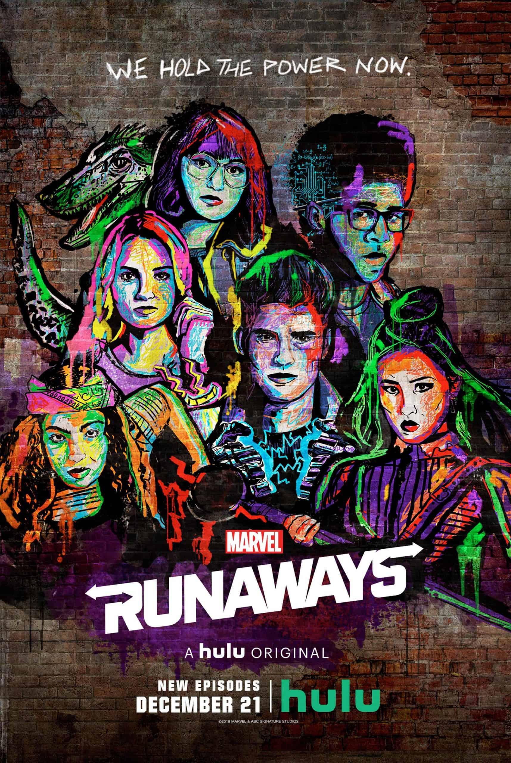 Marvel's Runaways Season 2 ซับไทย EP1 – EP13 [จบ]