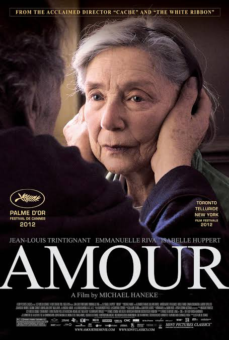 Amour (2012) หนัง รัก ของคนชรา