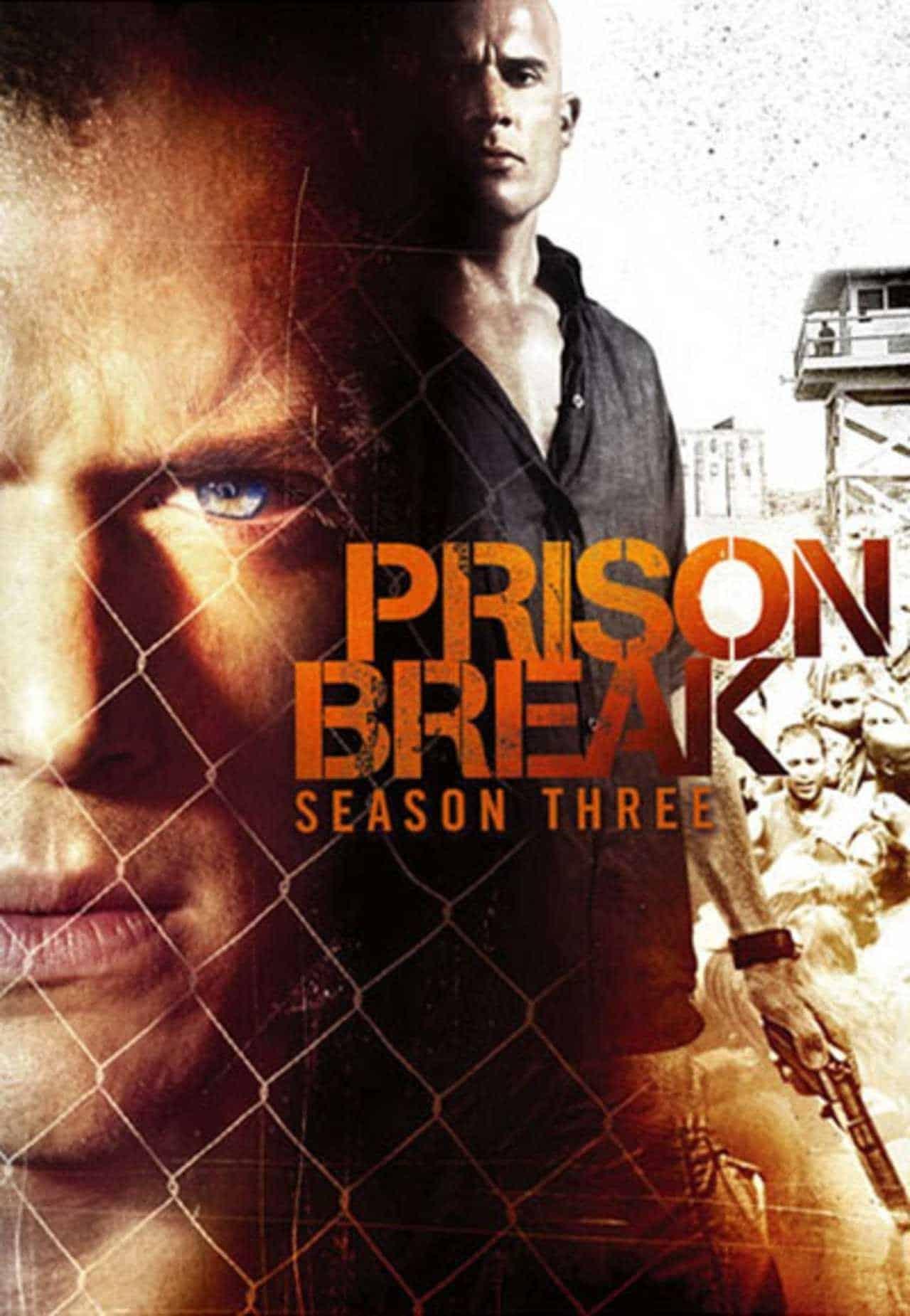 แผนลับแหกคุกนรก PRISON BREAK SEASON 3 พากย์ไทย EP1 – EP13 [จบ]