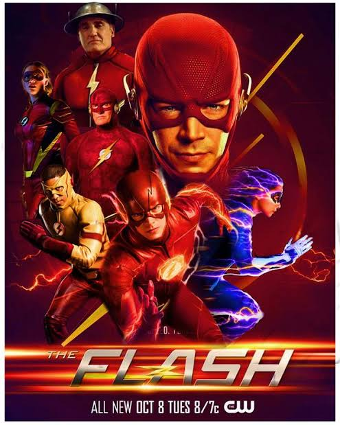 The Flash Season 6 ซับไทย EP1 – EP12