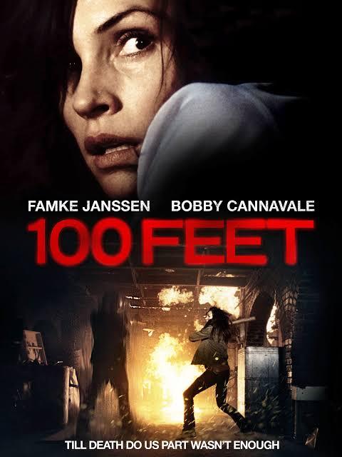100 Feet ( 2008 ) 100 ฟุต เขตผีกระชากวิญญาณ