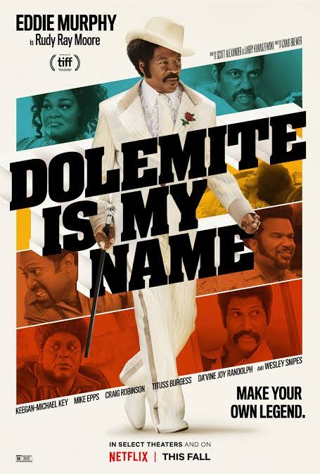 Dolemite Is My Name (2019) โดเลอไมต์ ชื่อนี้ต้องจดจำ