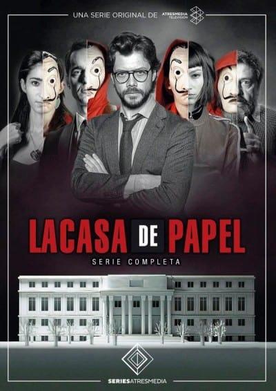 LA CASA DE PAPEL SEASON 2 (Money Heist) ทรชนคนปล้นโลก ปี 2 ซับไทย EP1-EP9 [จบ]