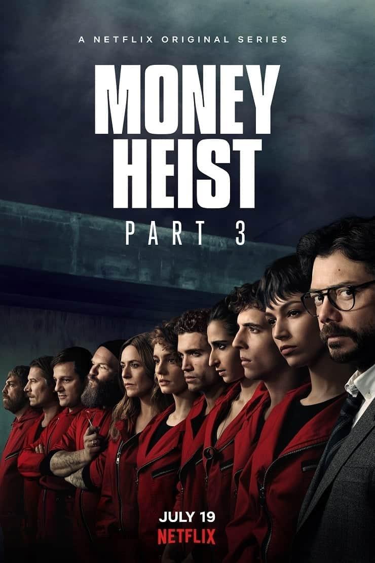 LA CASA DE PAPEL SEASON 3 (Money Heist) ทรชนคนปล้นโลก ปี 3 ซับไทย EP1 – EP8 [จบ]