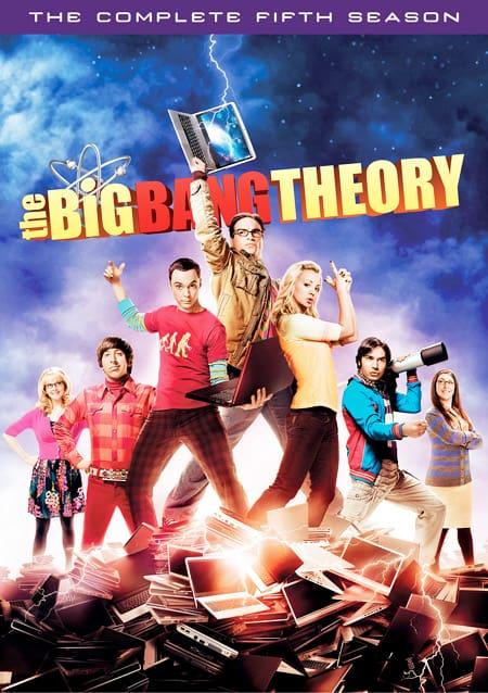 THE BIG BANG THEORY SEASON 5 EP.1-EP.24 (จบ) ซับไทย