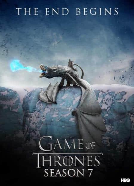 GAME OF THRONES SEASON 7 EP.1-7 (จบ) พากย์ไทย