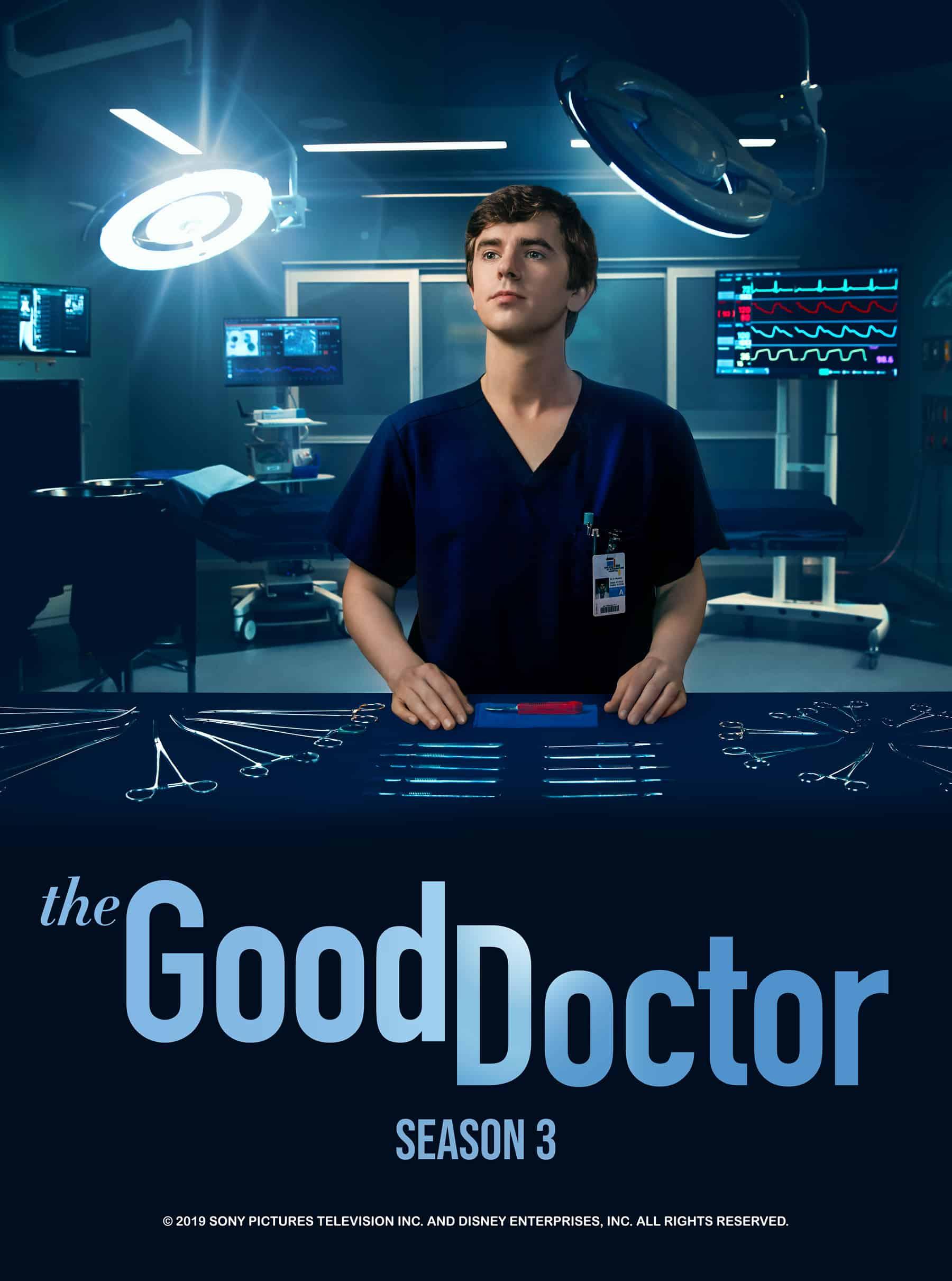 The Good Doctor Season 3 แพทย์อัจฉริยะหัวใจเทวดา ปี 3 ซับไทย EP1 – EP17