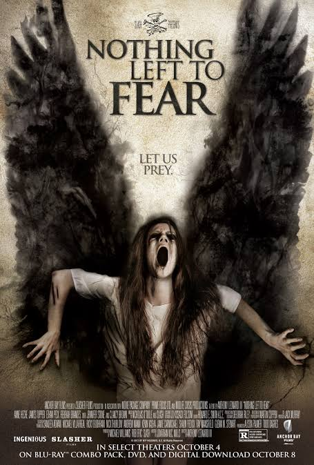 Nothing Left to Fear (2013) ไม่เหลืออะไรที่จะต้อง