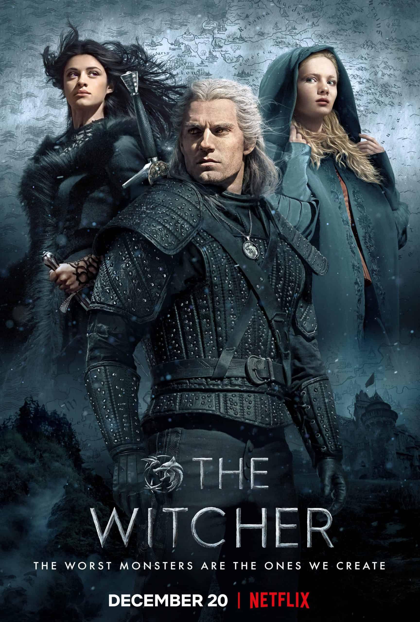 The Witcher Season 1 ซับไทย+พากย์ไทย EP1 – EP8 [จบ]