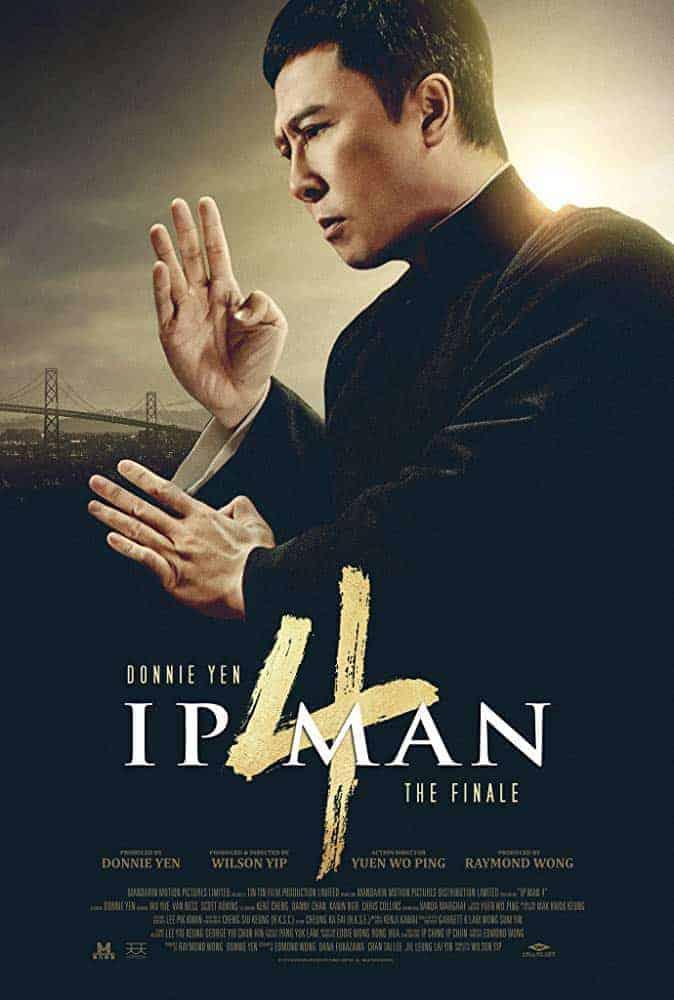 IP MAN 4 THE FINALE (2020) ยิปมัน ภาค 4