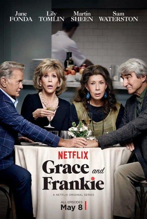 Grace and Frankie Season 1 ซับไทย EP1 – EP13 [จบ]