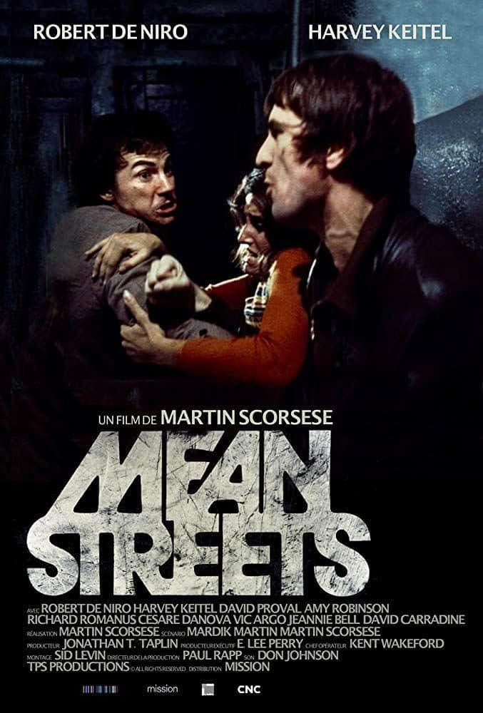 Mean Streets (1973) มาเฟียดงระห่ำ