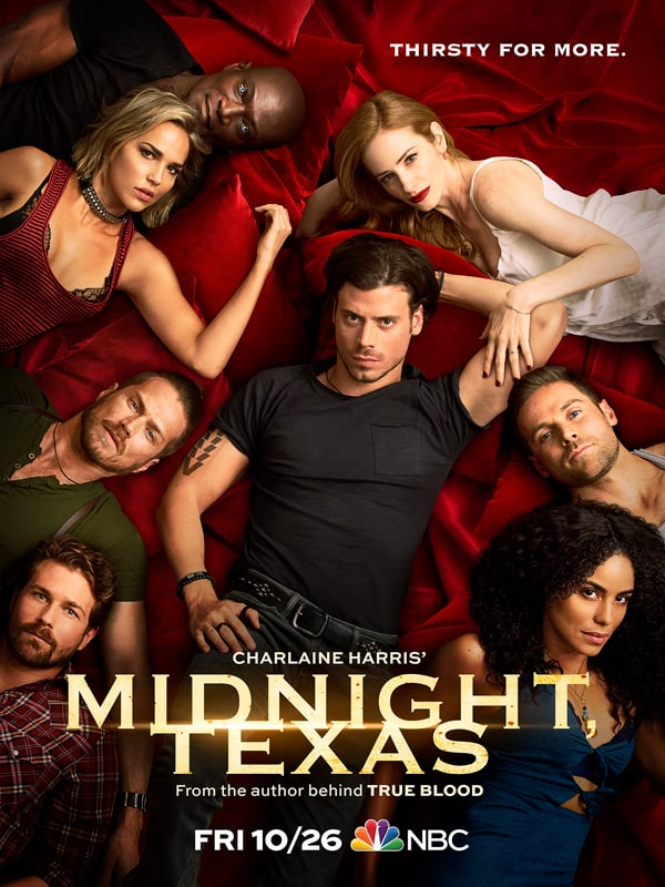 Midnight Texas Season 2 เมืองมนตร์สาป ปี 2 พากย์ไทย EP1 – EP9 [จบ]