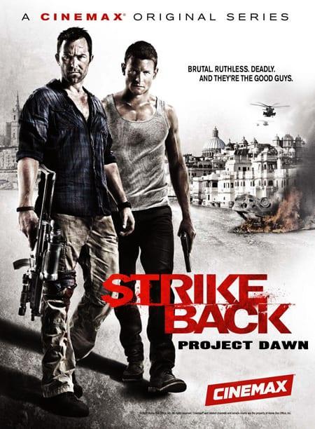 STRIKE BACK SEASON 2 ซับไทย EP1 – EP10 [จบ]