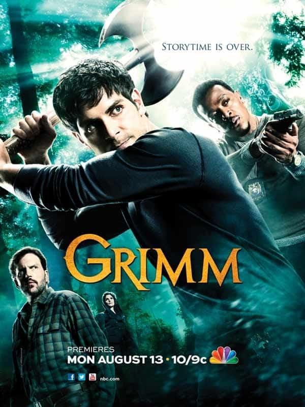 Grimm Season 1 ซับไทย EP1 – EP22 [จบ]