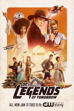 DC'S Legends of Tomorrow Season 5 ซับไทย EP1 – EP5