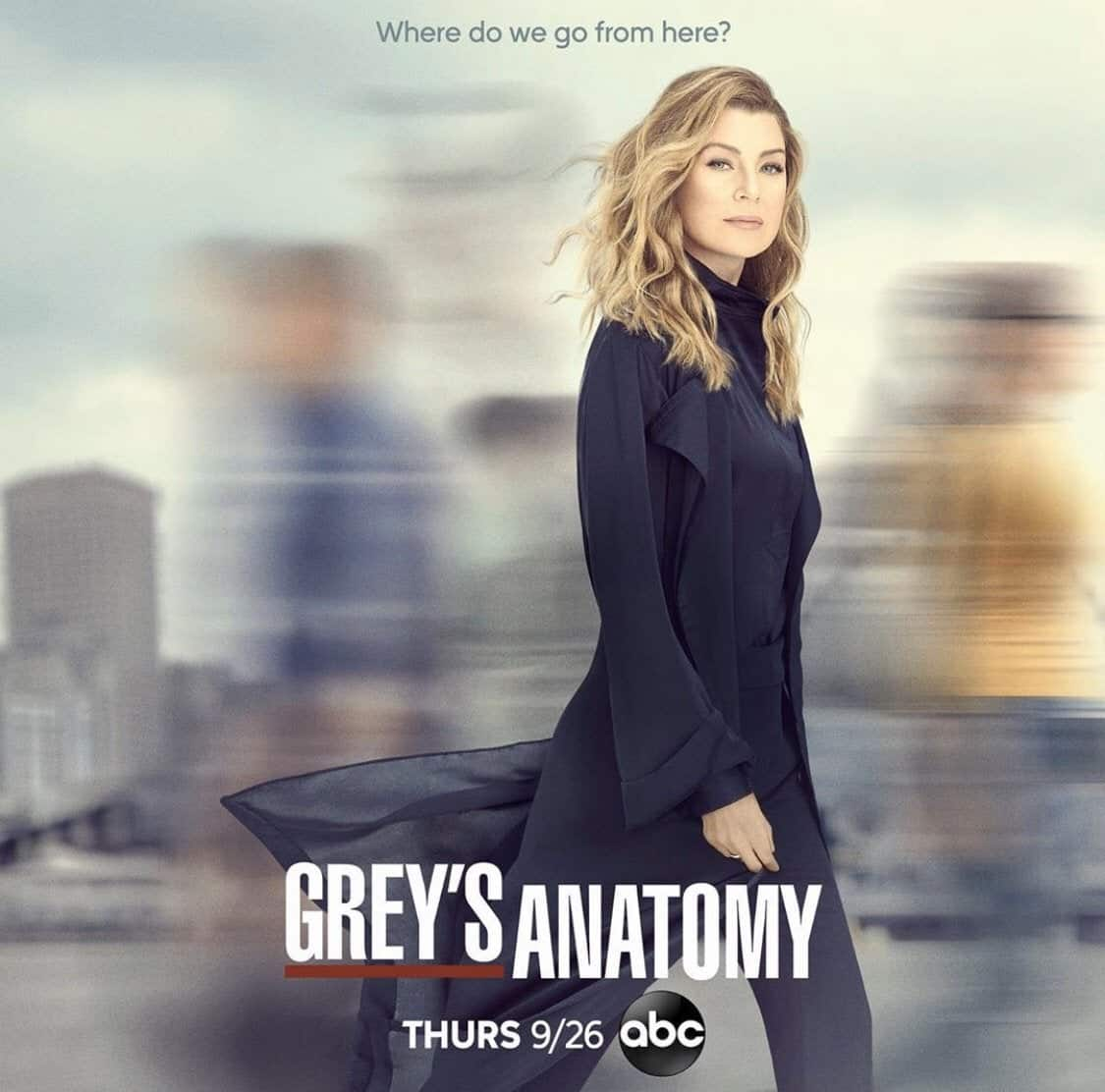 Grey's Anatomy Season 16 ซับไทย EP1 – EP20