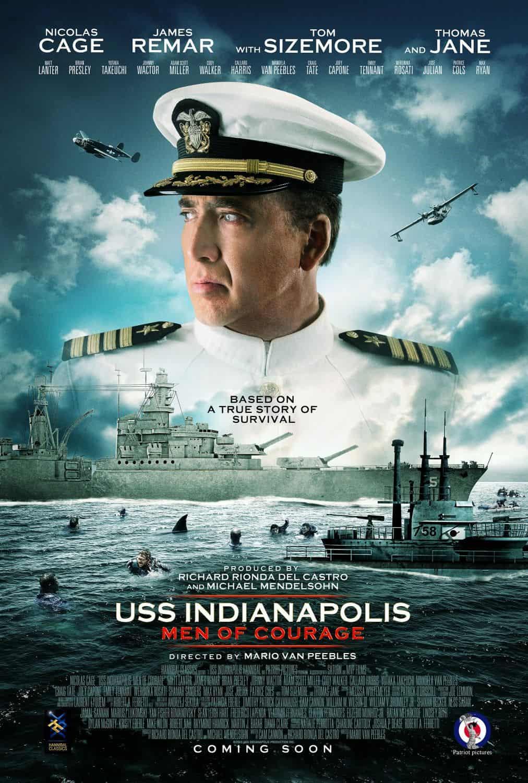 USS Indianapolis: Men of Courage ยูเอสเอส อินเดียนาโพลิส: กองเรือหาญกล้าฝ่าทะเลเดือด (2016)