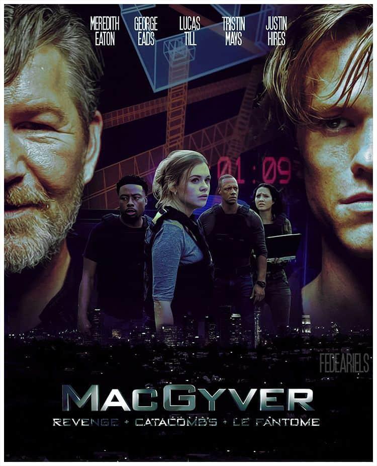 MacGyver Season 3 ซับไทย EP1 – EP22 [จบ]