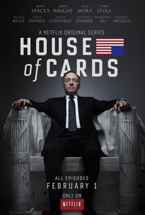 เกมส์อำนาจ ปี 1 House of Cards Season 1 ซับไทย EP1 – EP13 [จบ]