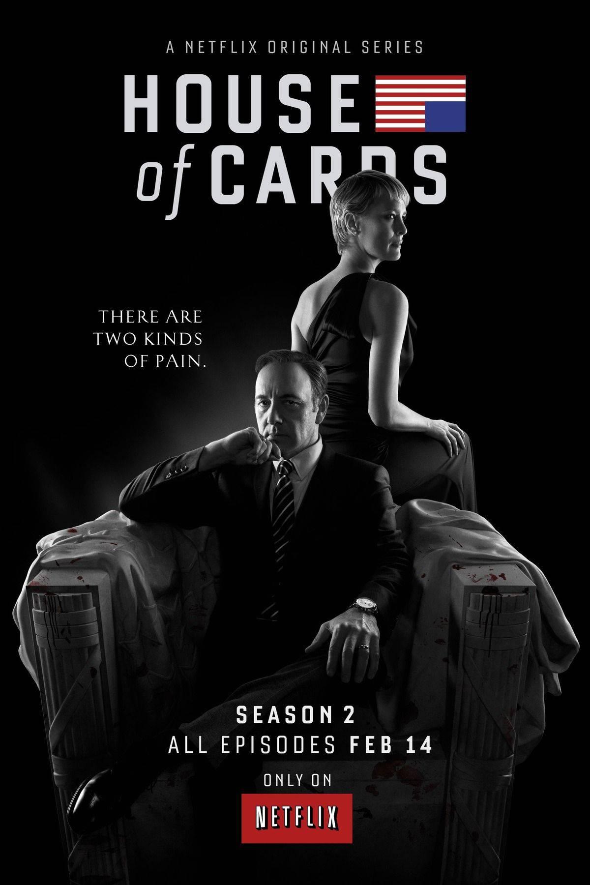 เกมส์อำนาจ ปี 2 House of Cards Season 2 ซับไทย EP1 – EP13 [จบ]
