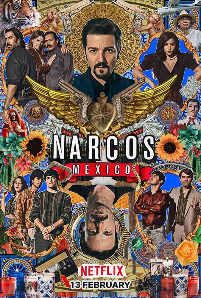 Narcos Mexico Season 1 ซับไทย EP1 – EP10 [จบ]